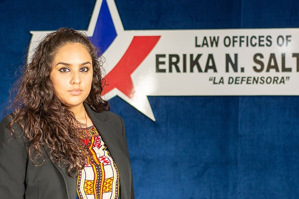 Law offices of Erika Salter Team member 5