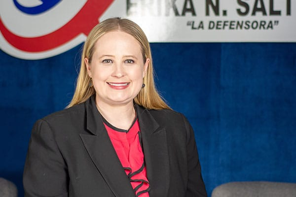 Law offices of Erika Salter Team member 8