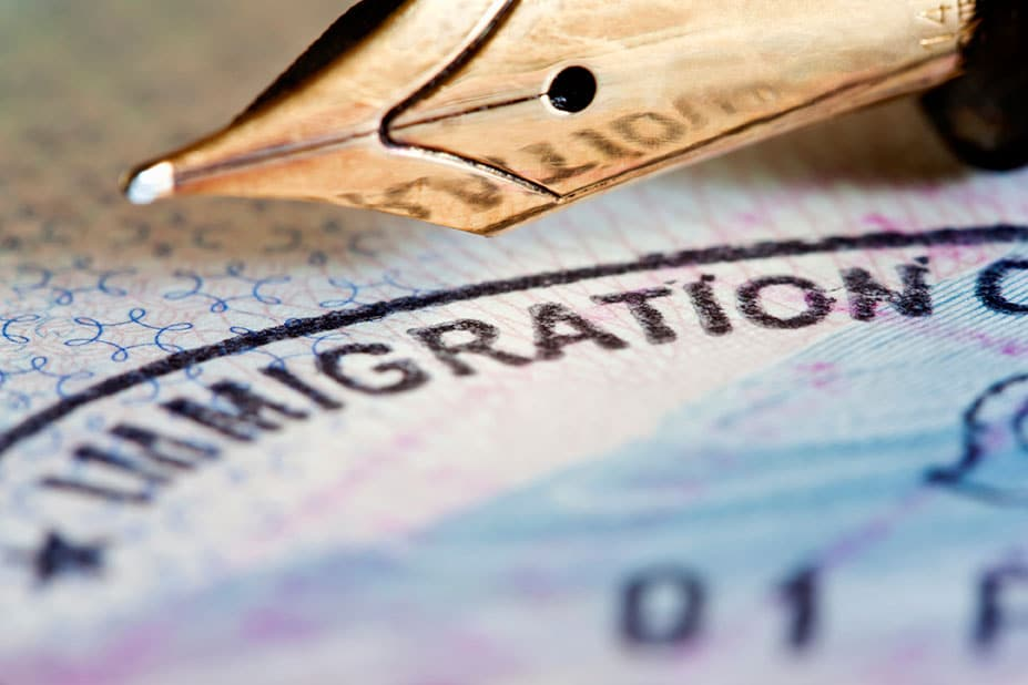New Immigration Laws